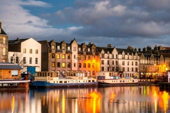 Лондон-Эдинбург 5 экскурсий, 87