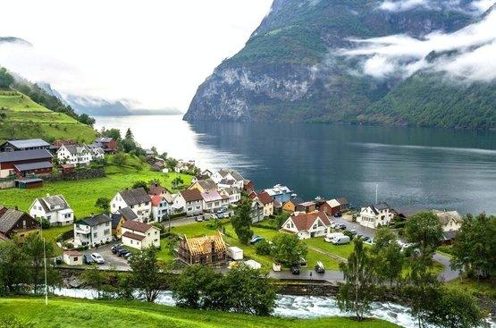 Симфония норвежских фьордов, 91