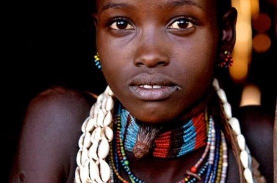 Племена Южной Эфиопии 23.07.2021, 116