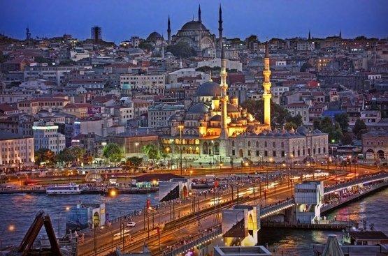 Великолепный Стамбул 4 дн/3 н, 93