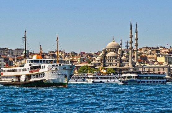 Великолепный Стамбул 4 дн/3 н, 87
