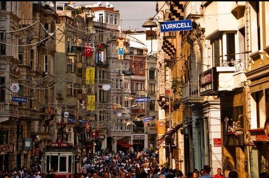 Великолепный Стамбул 4 дн/3 н, 90