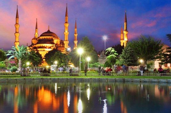 Великолепный Стамбул 4 дн/3 н, 91