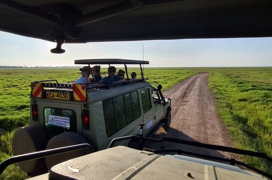 Кения Сафари (5 дн) : Масаи Мара- Озеро Накуру - Амбосели, 113