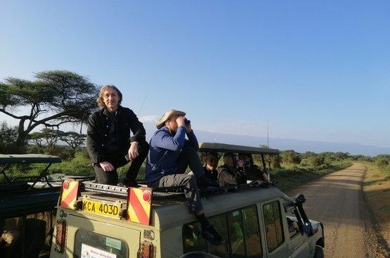 Кения: Найроби (1 н.)+ Сафари (3 н.) + пляжный отдых в Момбаса 4 ночи, 116