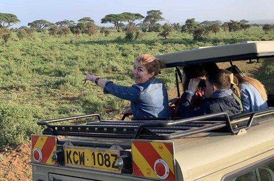 Кения: Найроби (1 н.)+ Сафари (3 н.) + пляжный отдых в Момбаса 4 ночи, 117