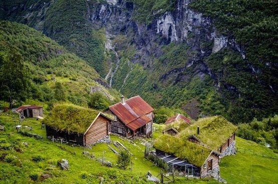 Симфония норвежских фьордов, 90