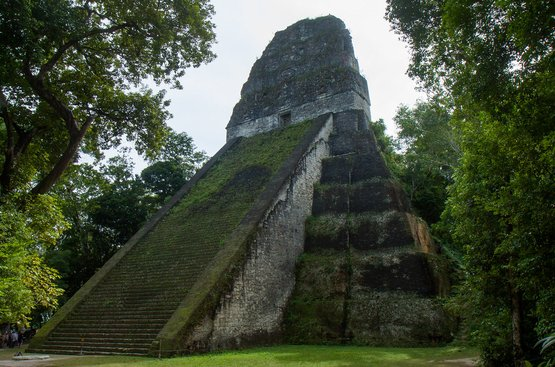 Тайны Гватемалы, 113