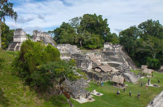 Тайны Гватемалы, 114