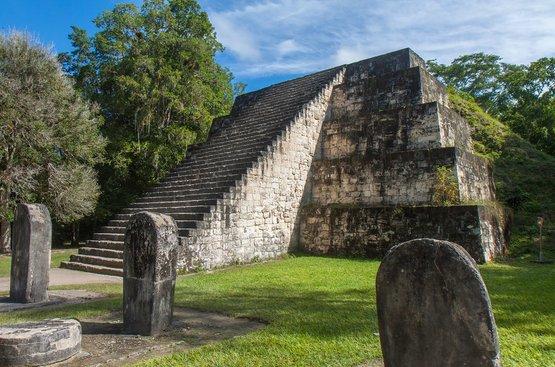 Тайны Гватемалы, 112