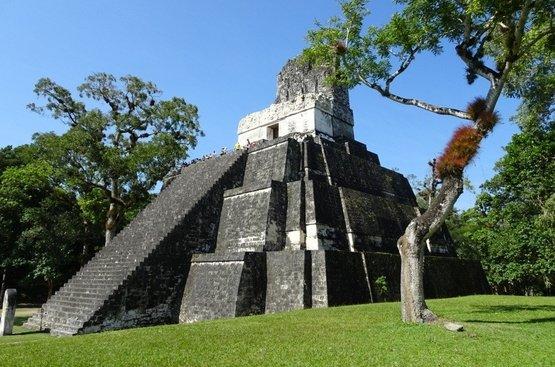 Тайны Гватемалы, 117