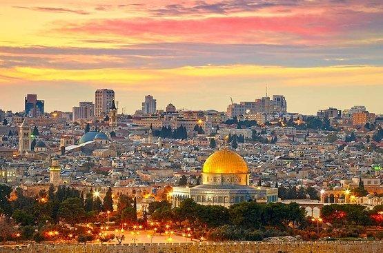 Израиль и Иордания (из Тель-Авива), 91