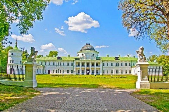 УКРАИНА: Дворцы Черниговщины, 101