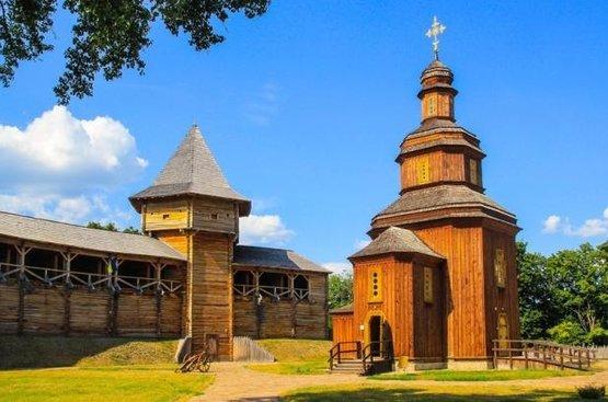 УКРАИНА: Дворцы Черниговщины, 111