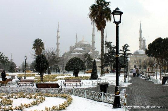 Новогодняя сказка в Стамбуле (без авиа), 88