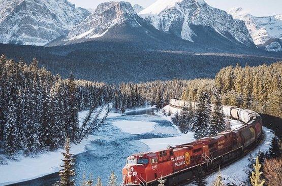 """Западная Канада и Аляска - """"по земле и по воде"""", 87"""