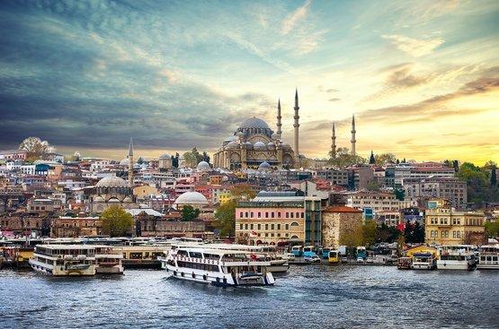 Каппадокия + Стамбул, 90