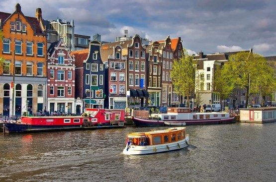 Амстердам - Брюссель, 86