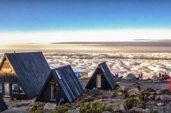 Восхождение на Килиманджаро, 117