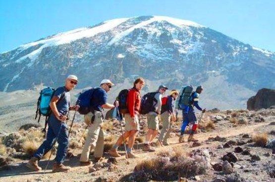 Восхождение на Килиманджаро, 113