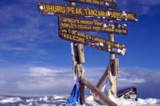 Восхождение на Килиманджаро, 114