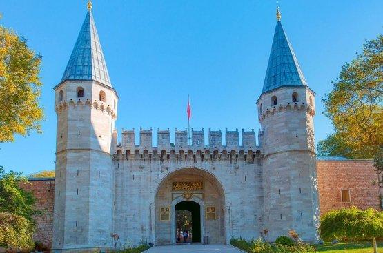 Стамбул + Симфония континентов, 113