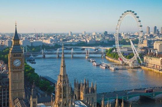 Лондон + Открытие Шотландии, 83