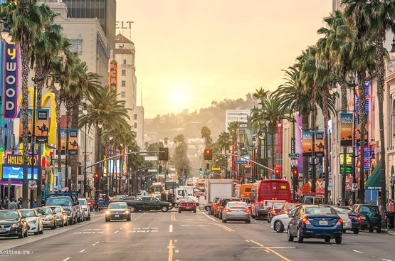 Лос-Анджелес -Лас-Вегас-Сан-Диего- Гранд Каньон, 88