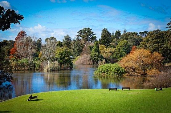 Лучшее в Австралии (Мельбурн -Тасмания -Кернс -Большой Барьерный Риф -Сидней), 91