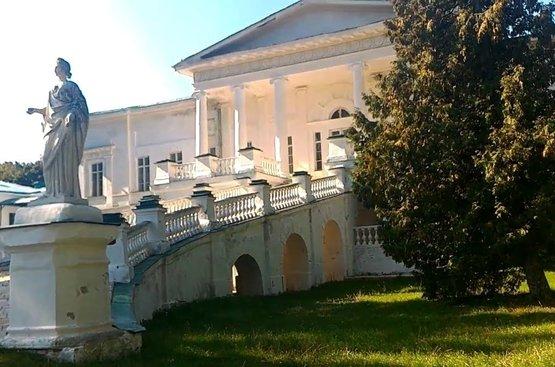 УКРАИНА: Дворцы Черниговщины, 88