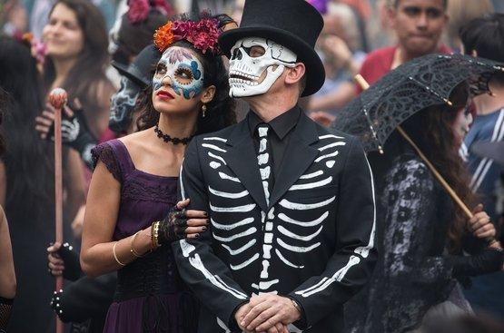 День Мёртвых в Мексике, 114
