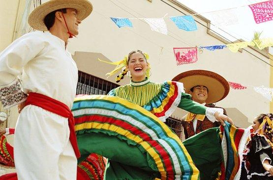 Мексика. Сомбреро, текила и сальса, 112