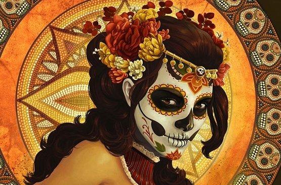 День Мёртвых в Мексике, 116