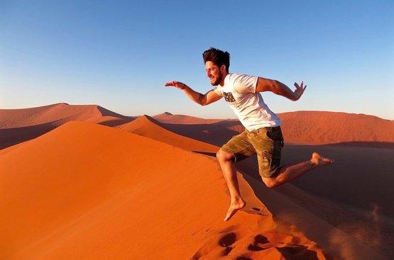 Девичник в Намибии, 118