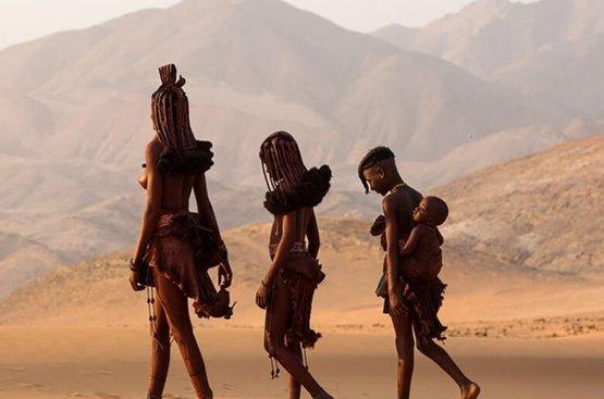 Девичник в Намибии, 116