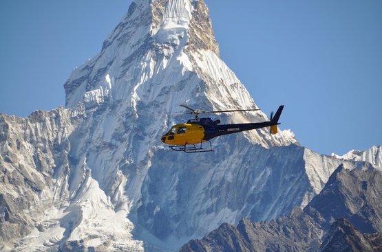Рекламно-ознакомительный тур в Непал с полетом над Эверестом, 112