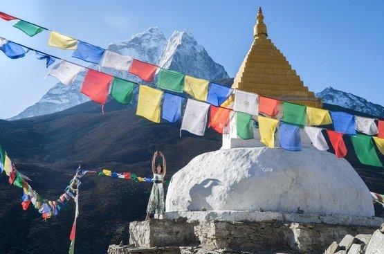 Рекламно-ознакомительный тур в Непал с полетом над Эверестом, 114