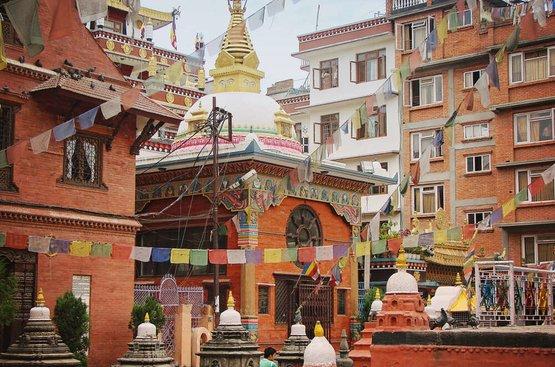 Рекламно-ознакомительный тур в Непал с полетом над Эверестом, 113