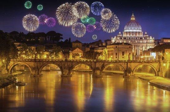 Новый Год в Риме, 86