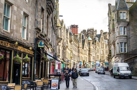 Лондон-Эдинбург 5 экскурсий, 91