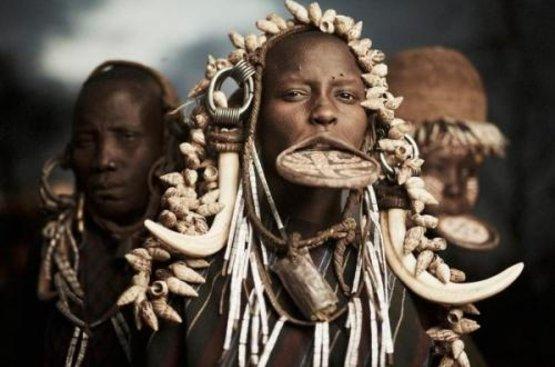Племена Южной Эфиопии. Фотоэкспедиция., 113