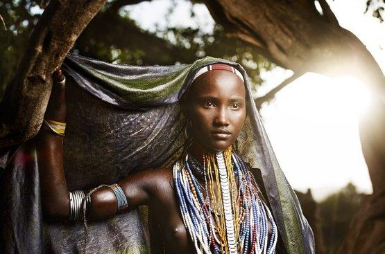 Племена Южной Эфиопии. Фотоэкспедиция., 118