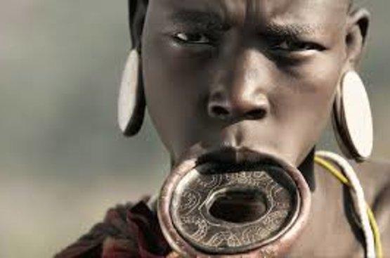Племена Южной Эфиопии. Фотоэкспедиция., 117
