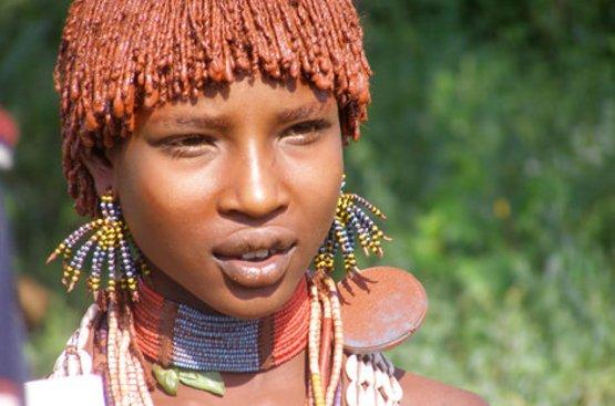 Племена Южной Эфиопии. Фотоэкспедиция., 115
