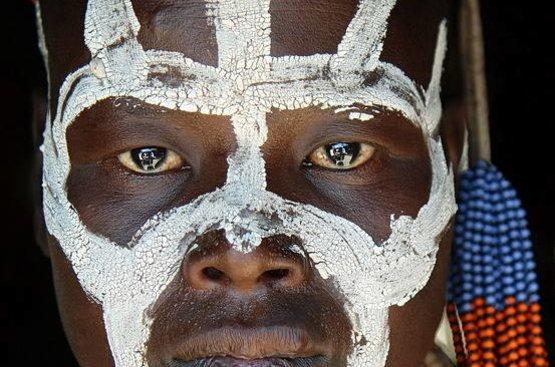 Племена Южной Эфиопии. Фотоэкспедиция., 116