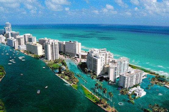 Атлантика и солнечная Флорида, 86