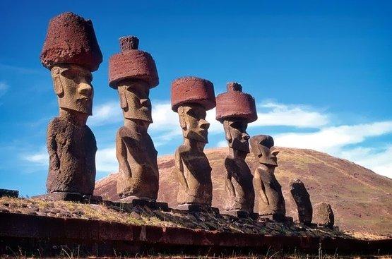 Перу и остров Пасхи, 115