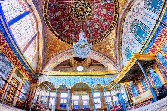 Стамбул + Симфония континентов, 119