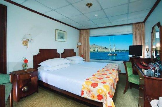Криуз по Нилу (3 ночи)+ отель Марса Алам (4 ночи), 114