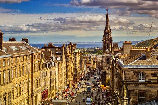 Открытие Шотландии, 87